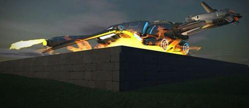 Baalbek rocket lands2 HC