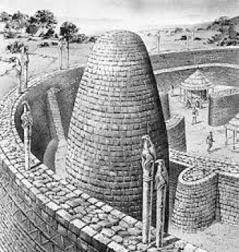 Great Zimnbabwe reconstruction3