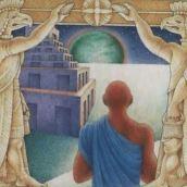 ETS GAVE SUMER SUDDEN CIVILIZATION 9000 YEARS AGO by Sasha Alex Lessin, Ph.D.