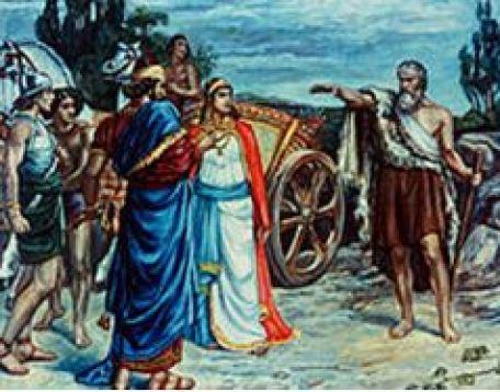 Jez denounced by Elijah