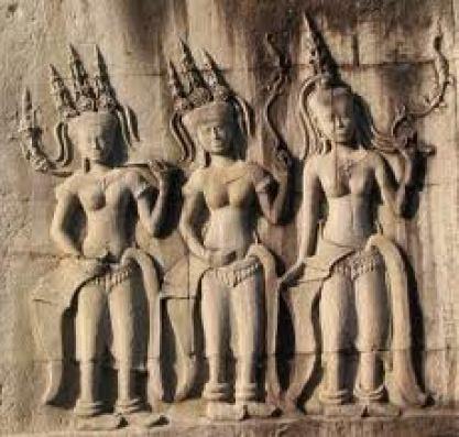 Angkor asparas
