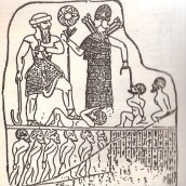 """""""KILL, CONQUER, ENSLAVE, INDEBT"""" Legacy of The  Sumerian Gods"""
