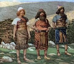 Noah's sons oversaw Earthlings for the Anunnaki