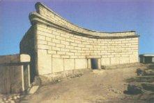 Malta ruin reconstruct: Hal Tarxien