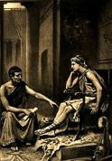 Siwa oracle tells Alexander Marduk's Dad