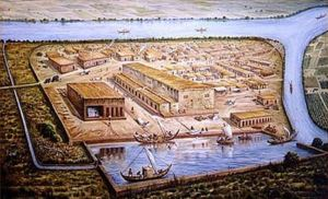 Mohenjo Daro Reconstruction