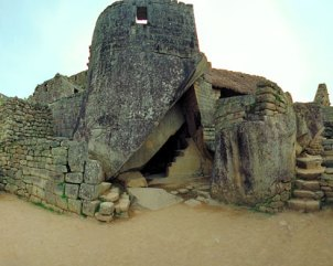 Machu cave 4