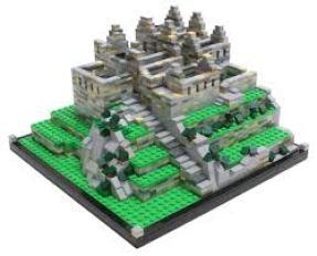 Machu scale model