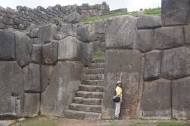 megalithic walls at Cuzco