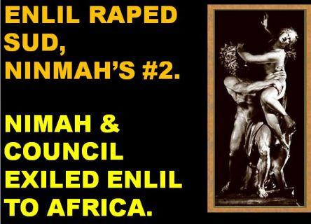 Enlil rapes Sud