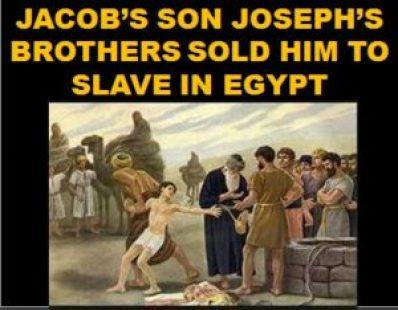 Joe sold to Egyptians