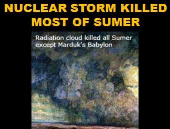 Nuke storm kills Sumer
