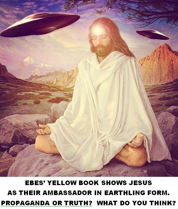 The yellow book ufo