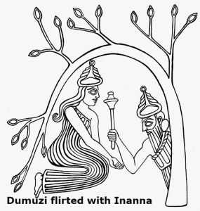 Inanna & Dumuzi 2