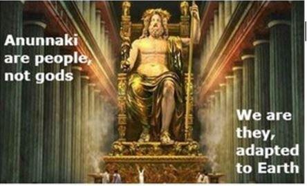 NIBIRAN ANUNNAKI PRAYED TO PRIME CREATOR, Knew They Were Not Gods