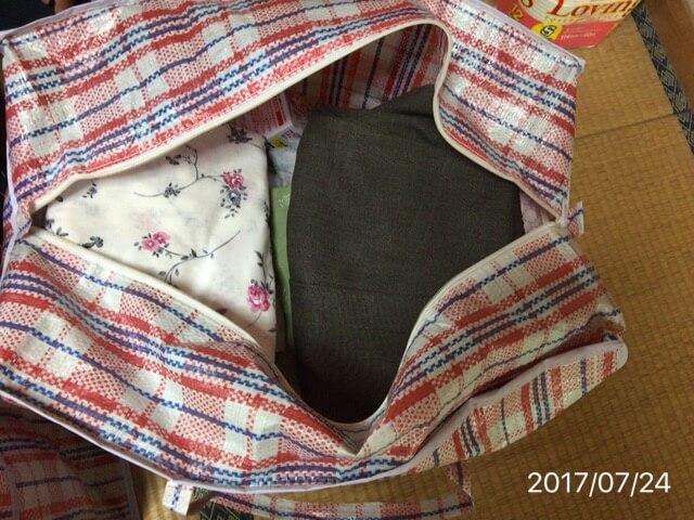 100円ショップでみつけた、入院荷物を運ぶのに便利な大型バックのご紹介!