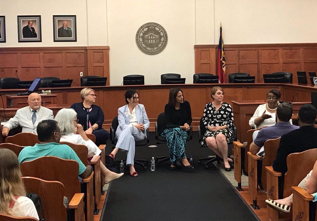 Reuniones de Representantes en Wake