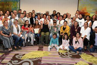 abuelos mexicanos se reunirán con sus familiares