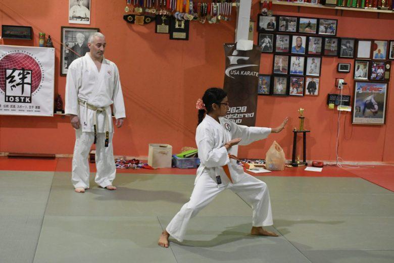 Juan Manuel Rodríguez, Karate en Raleigh