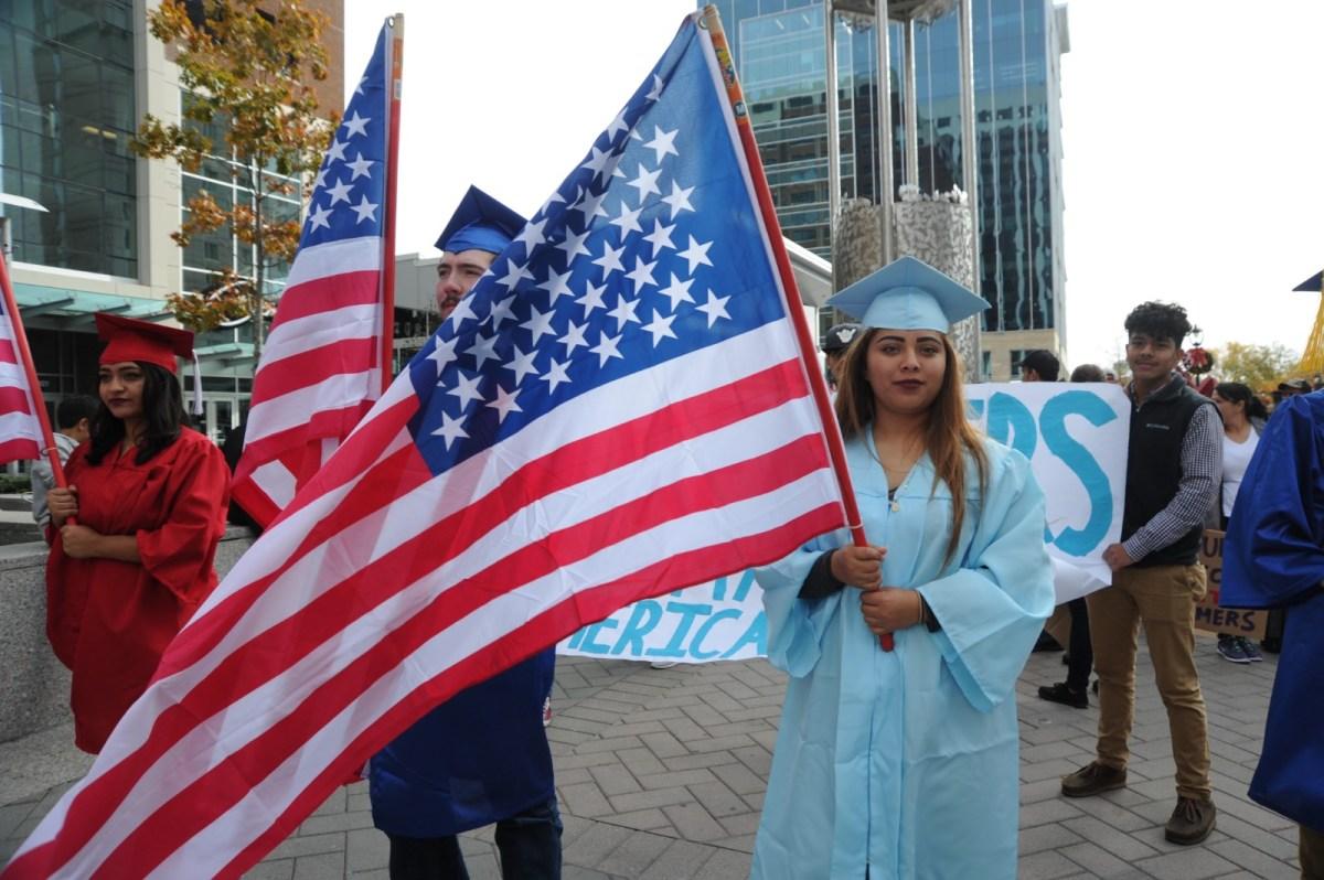 Soñadores celebran victoria de programa DACA