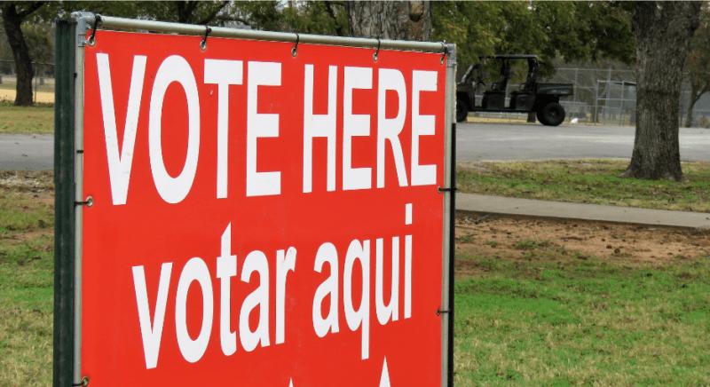 Condados con información electoral en español