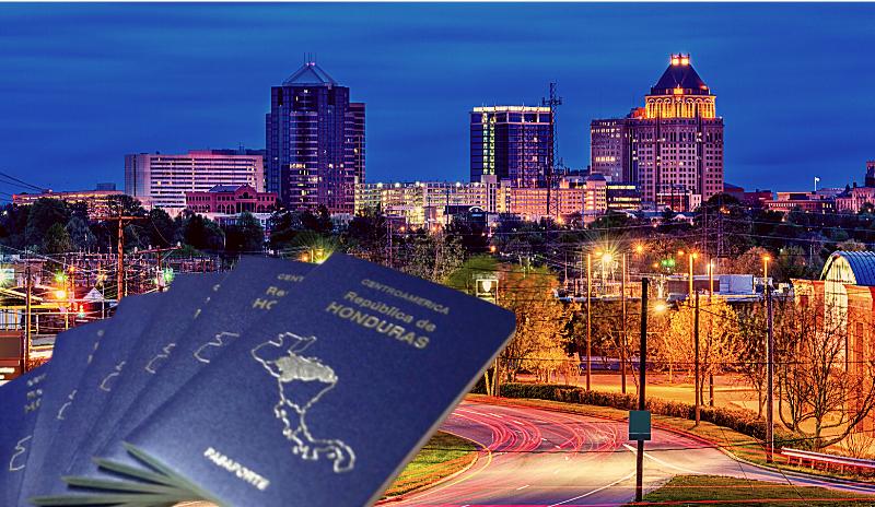 Consulado de Honduras,Consulado de Honduras en Charlotte