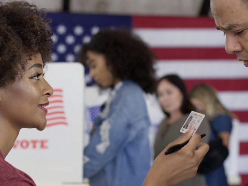 Identificación con foto para votar