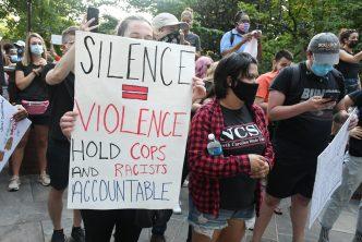 Departamento de Policía de Raleigh atiende recomendaciones después de la muerte de George Floyd