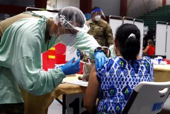 vacuna contra el covid-19 en Carolina del Norte