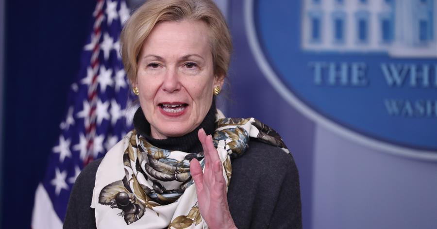 Deborah Birx declara muertes por Coronavirus pudieron evitarse
