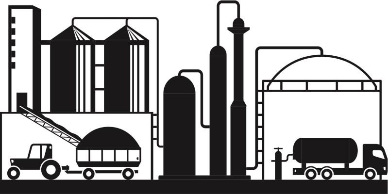 biogás Carolina del Norte