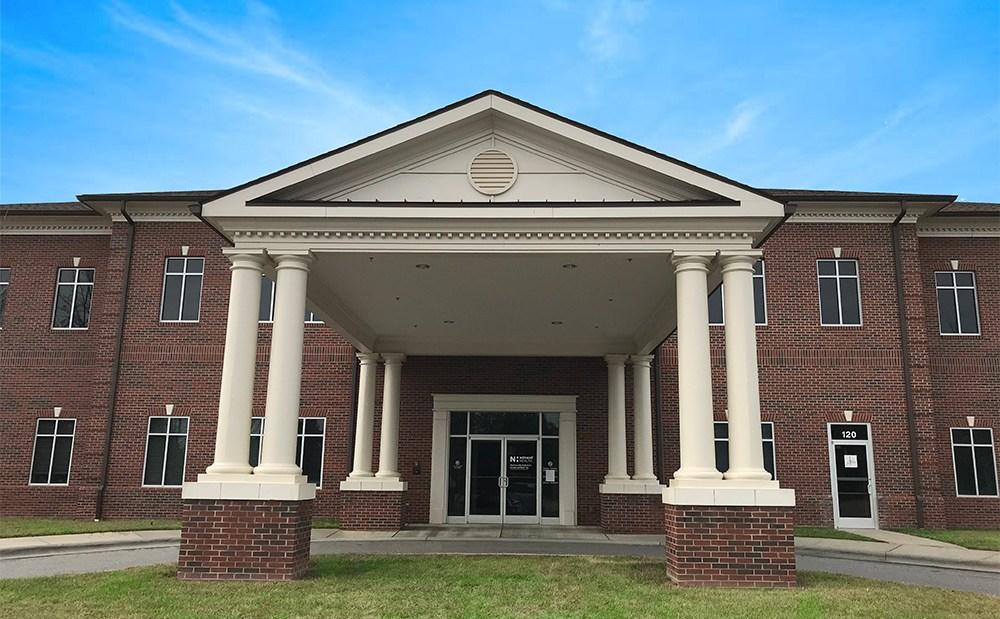 clínica de vacunación Covid en Huntersville