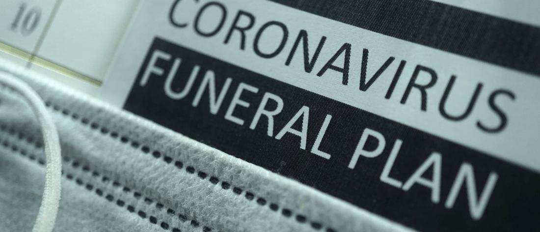 Personas fallecidas por COVID 19 Reembolso de gastos fúnebres