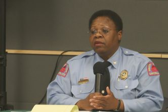 encuesta en línea para preguntar características del próximo Jefe de policía de Raleigh