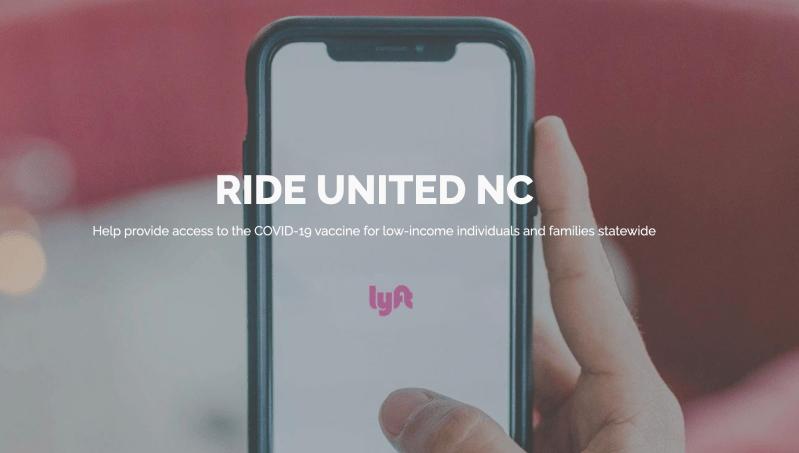 Ride United listo para brindar transporte gratuito para vacunación