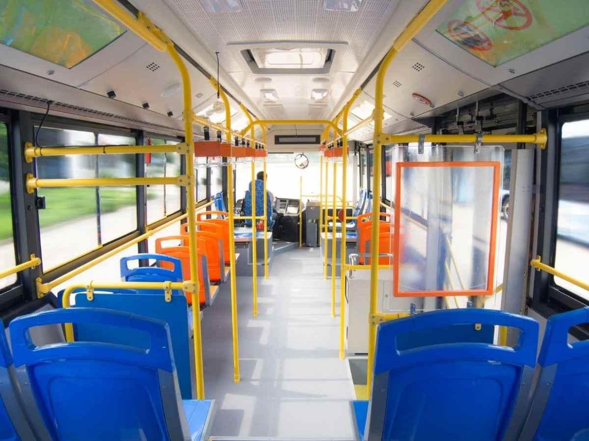boleto de autobús
