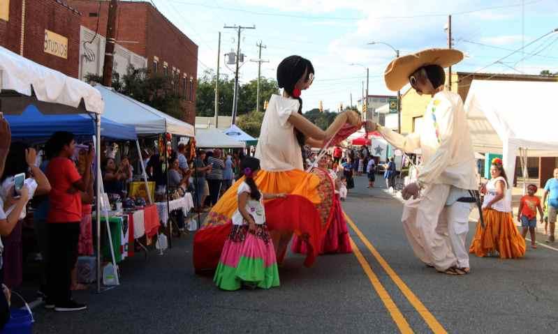Fiesta de la Herencia Hispana