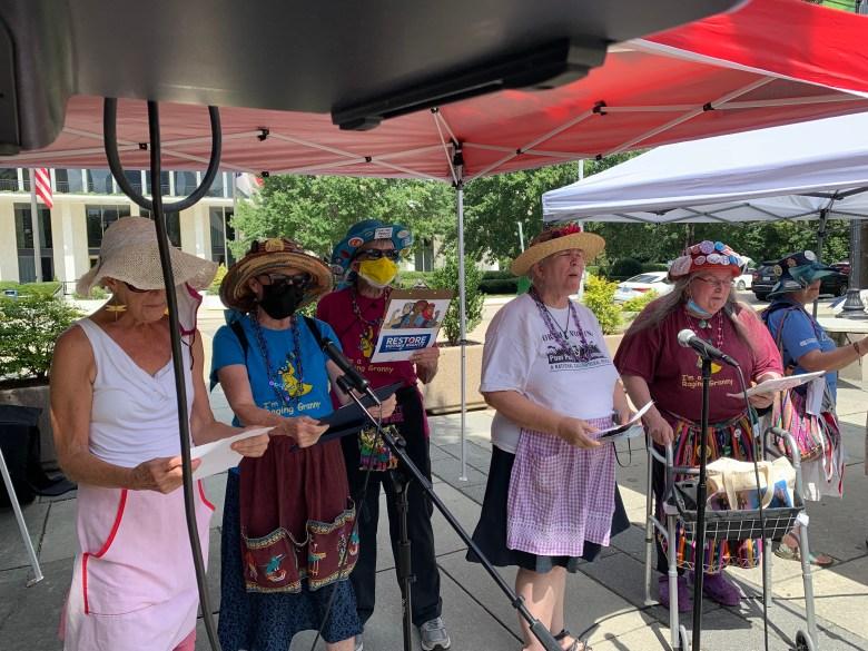 Comunidad Latina en Carolina del Norte demanda reforma migratoria integral