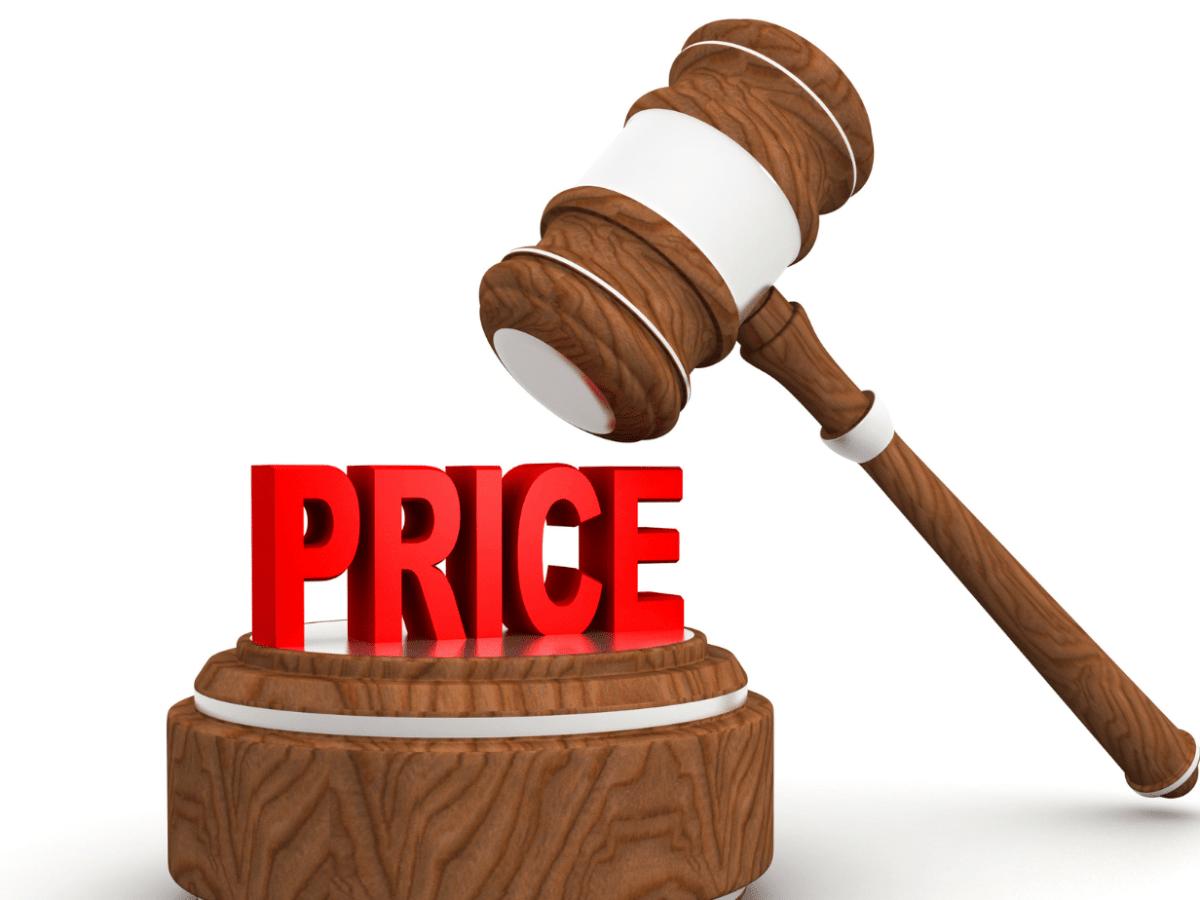 Ley de aumento de precios de Carolina del Norte
