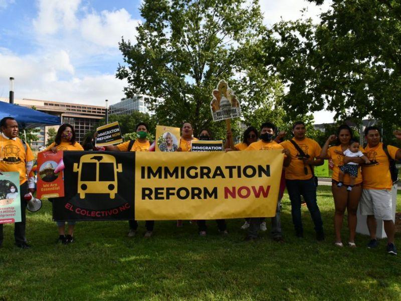 registro de inmigración actualización para una reforma migratoria