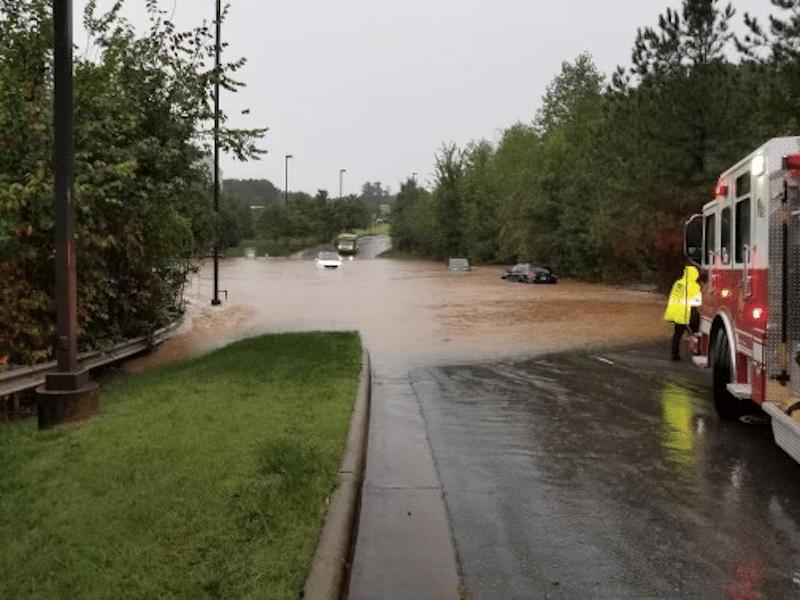Raleigh-evacuaciones-por-inundaciones