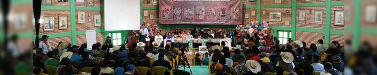 COMUNICADO CONJUNTO DEL CNI, EL CIG Y EL EZLN EN RECHAZO AL MEGAPROYECTO DEL NAIM Y EN APOYO Y SOLIDARIDAD CON LAS POBLACIONES MIGRANTES.