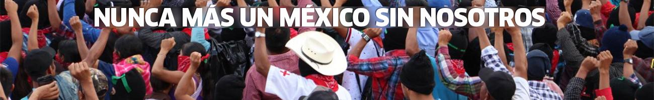 Convocatoria del CNI-CIG y el EZLN a la CAMPAÑA POR LA VIDA, LA PAZ Y LA JUSTICIA EN LA MONTAÑA DE GUERRERO