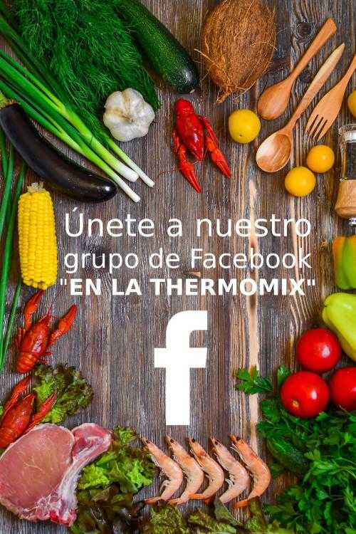 Grupo de facebook En la Thermomix