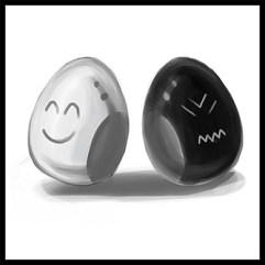 Zero in Egg form