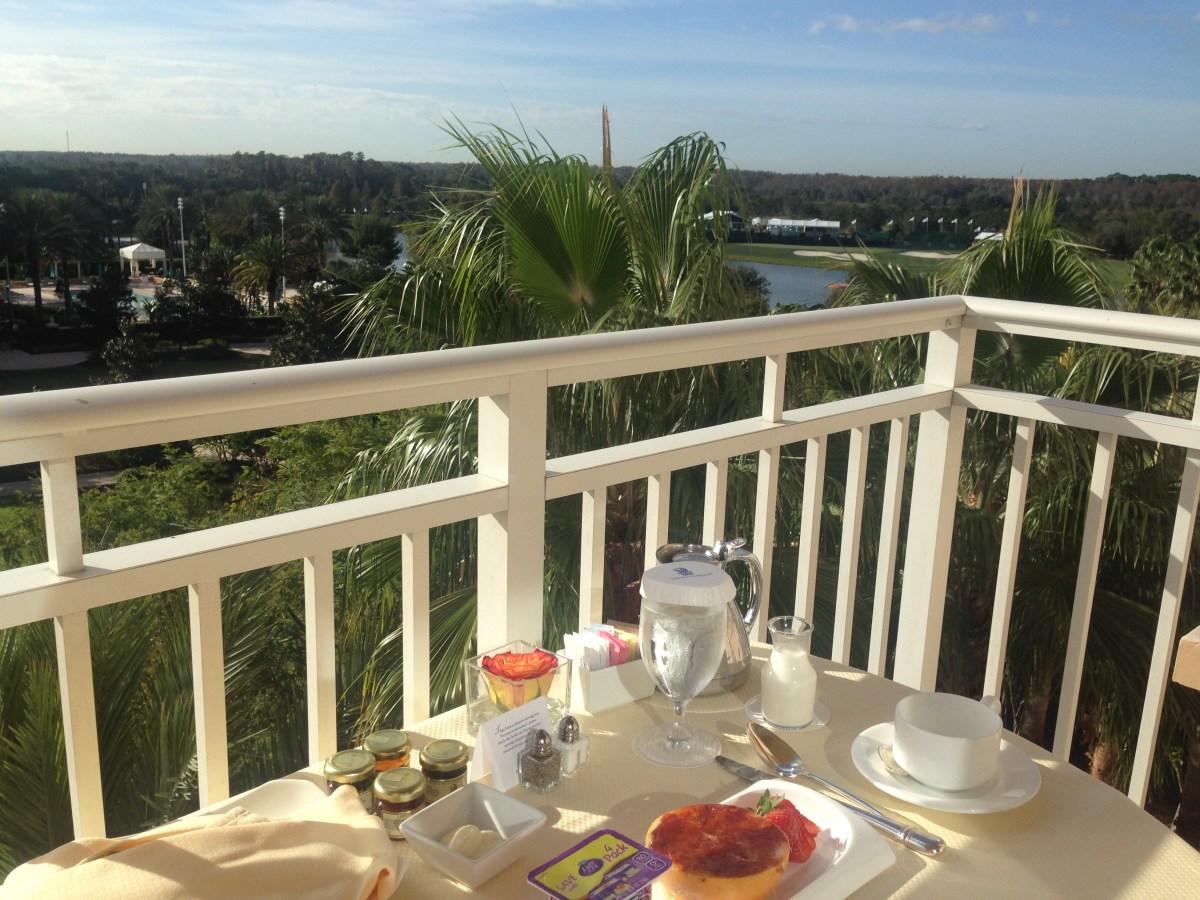 Grapefruit Brulee Ritz-Carlton Grand Lakes Orlando
