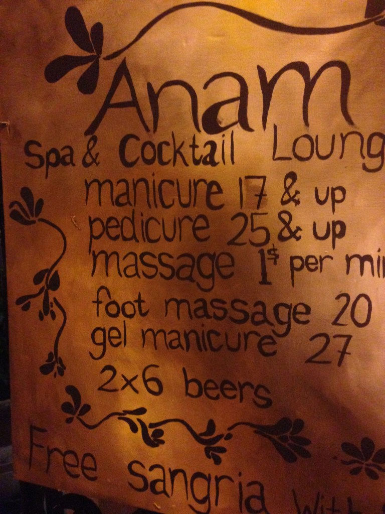 Anam Spa & Cocktail Lounge