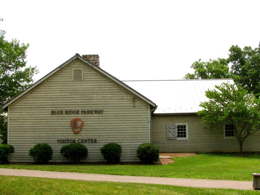 Blue Ridge Parkway Visitor Center at Explore Park