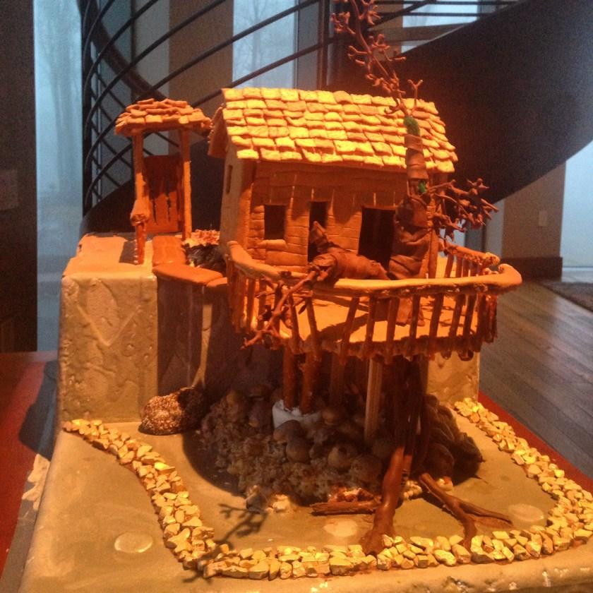Golden Eagle Treehouse at Primland Resort