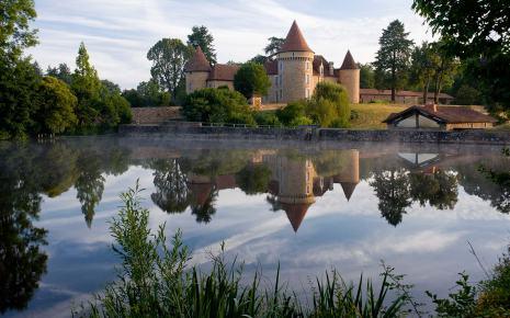 Domaine des Etangs Messignac, France